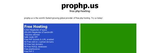 prophp
